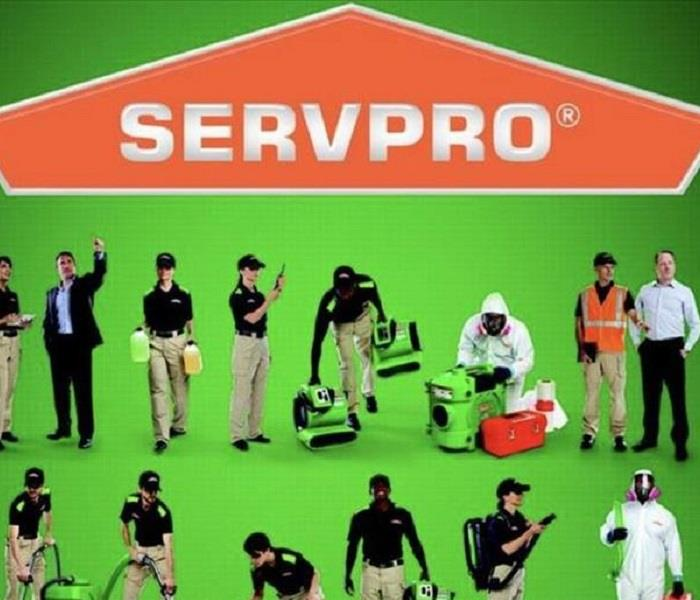 SERVPRO Service Professionals