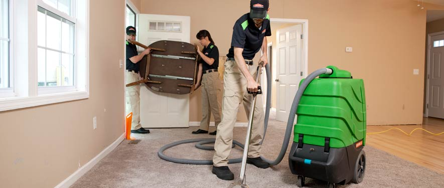 Derry, NH residential restoration cleaning